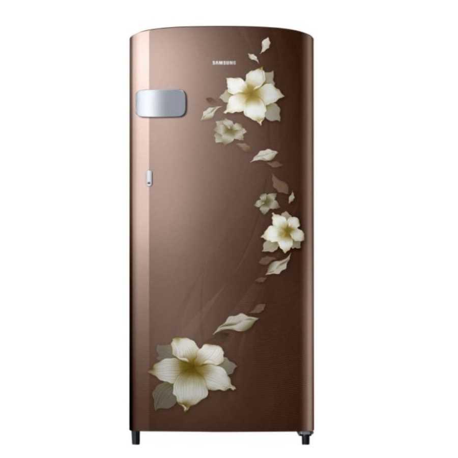 Samsung RR19N1Y22D2 HL 192 Liter Direct Cool Single Door 2 Star Refrigerator