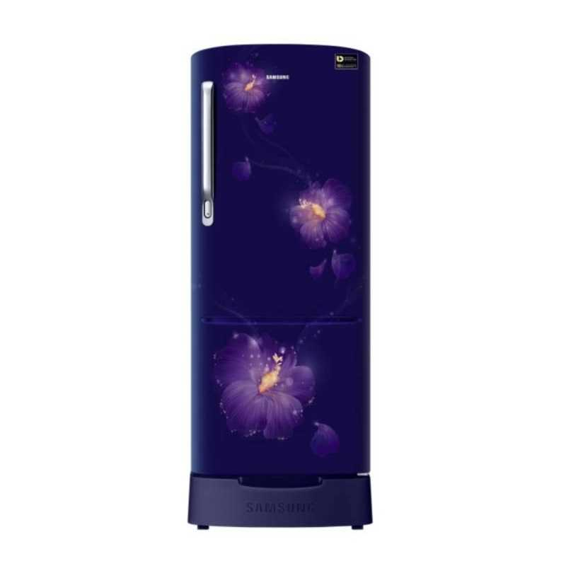 Samsung RR22N383ZU3 HL RR22M285ZU3 NL 212 Litres Direct Cool Single Door Refrigerator
