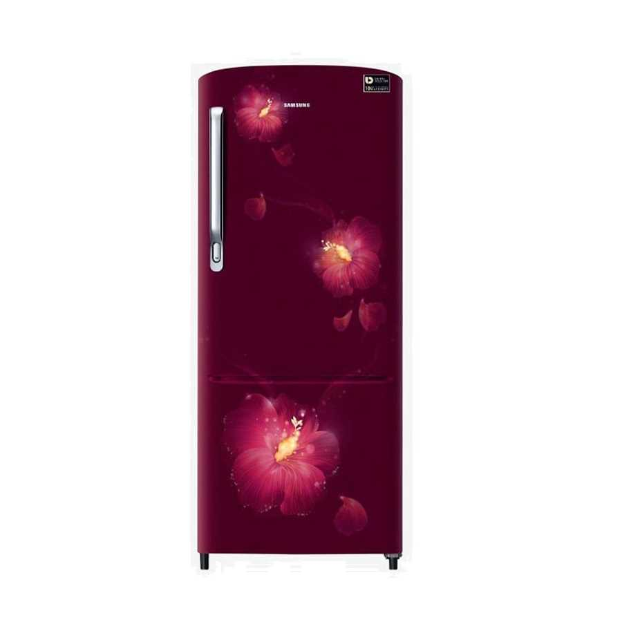 Samsung RR24M275ZR3 NL 230 Liter 3 Star Direct Cool Single Door Refrigerator