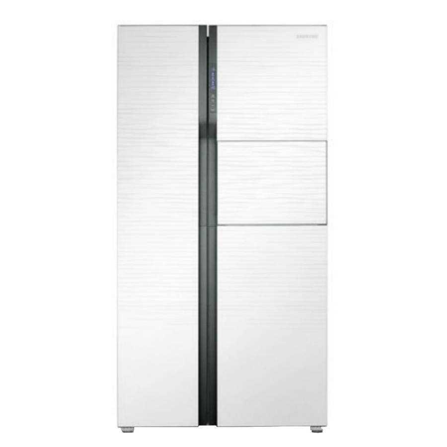 Samsung RS55k52a01J 604 Liter Frost Free Side by Side Refrigerator