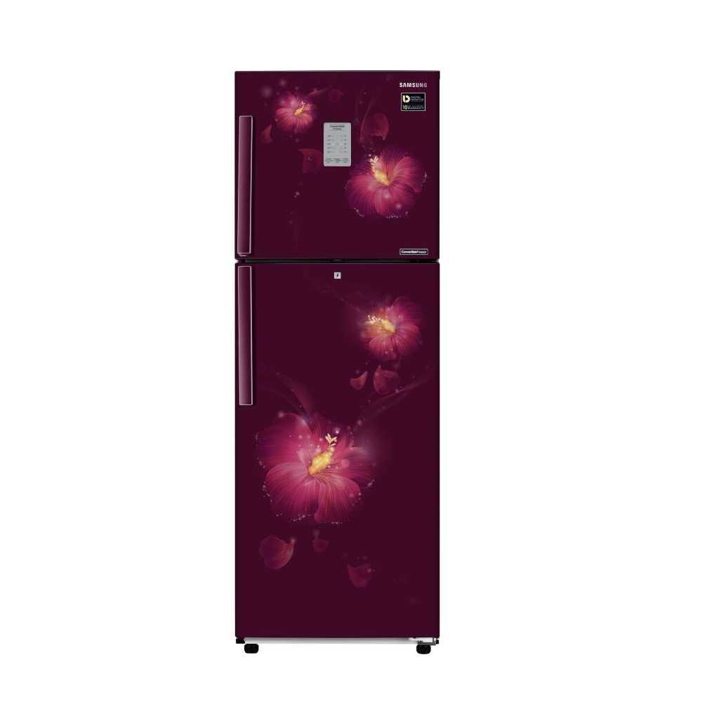 Samsung RT28M3954R3 253 Litres Frost Free Double Door Refrigerator
