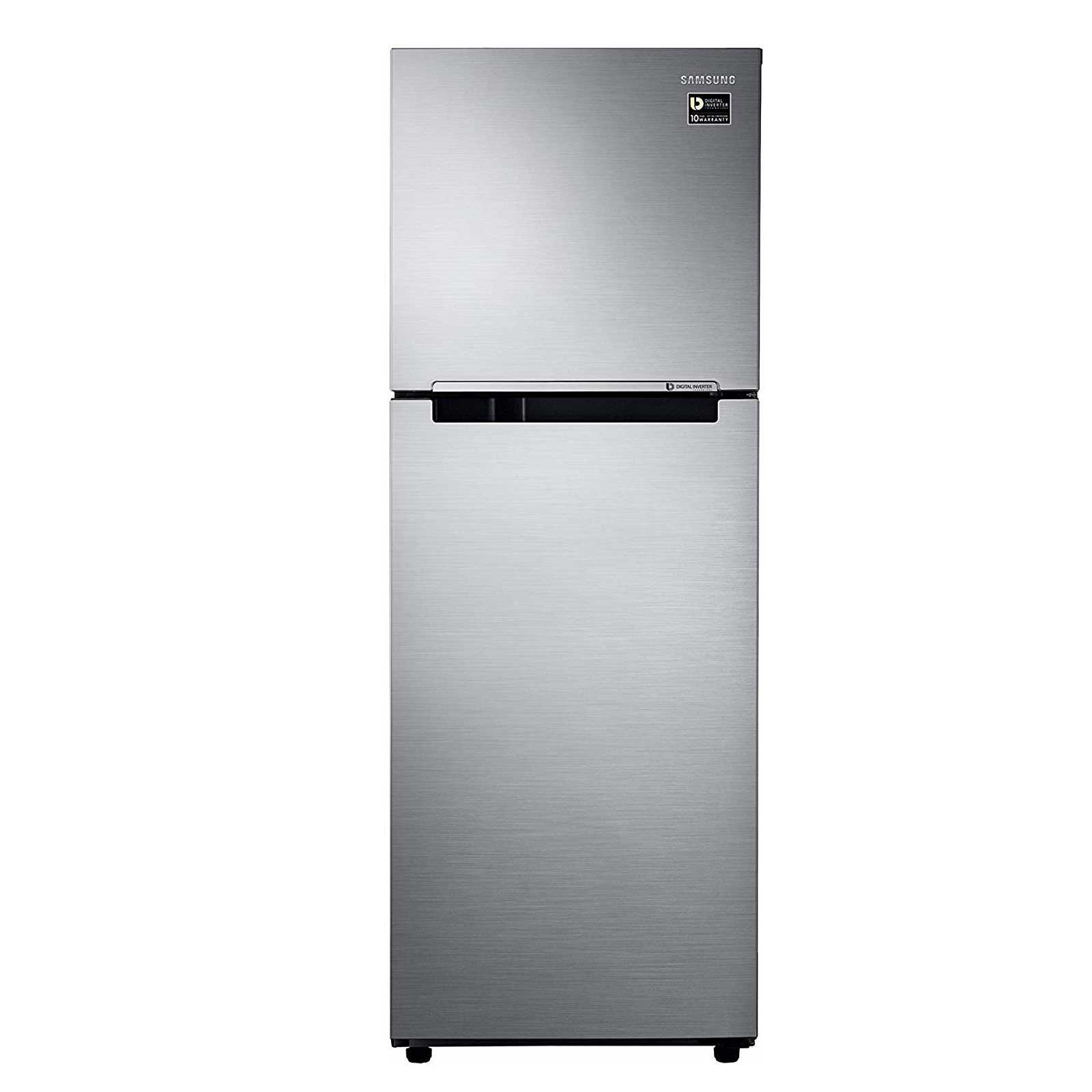 Samsung RT28N3083S9 HL 253 Litres Frost Free Double Door Refrigerator