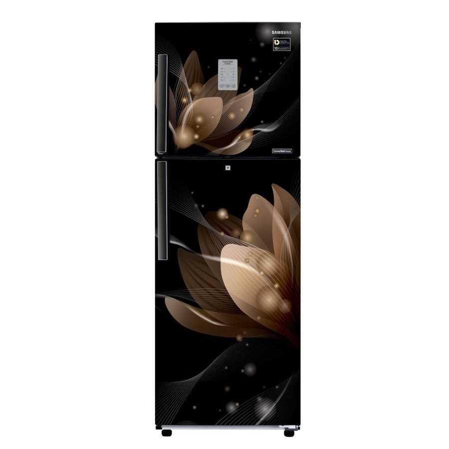 Samsung RT28N3923B8 HL 253 Liter Frost Free Double Door 3 Star Refrigerator