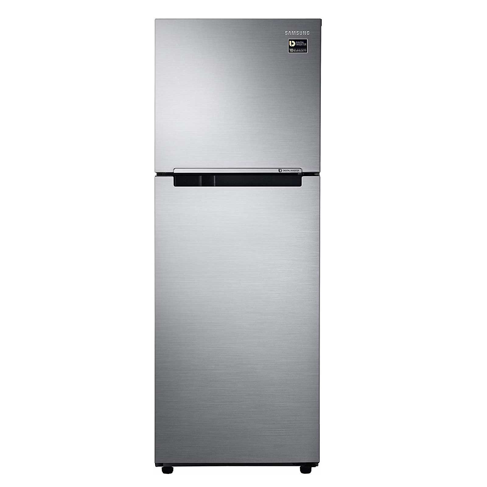 Samsung RT28R3053S9 HL 253 Liter 3 Star Frost Free Double Door Refrigerator