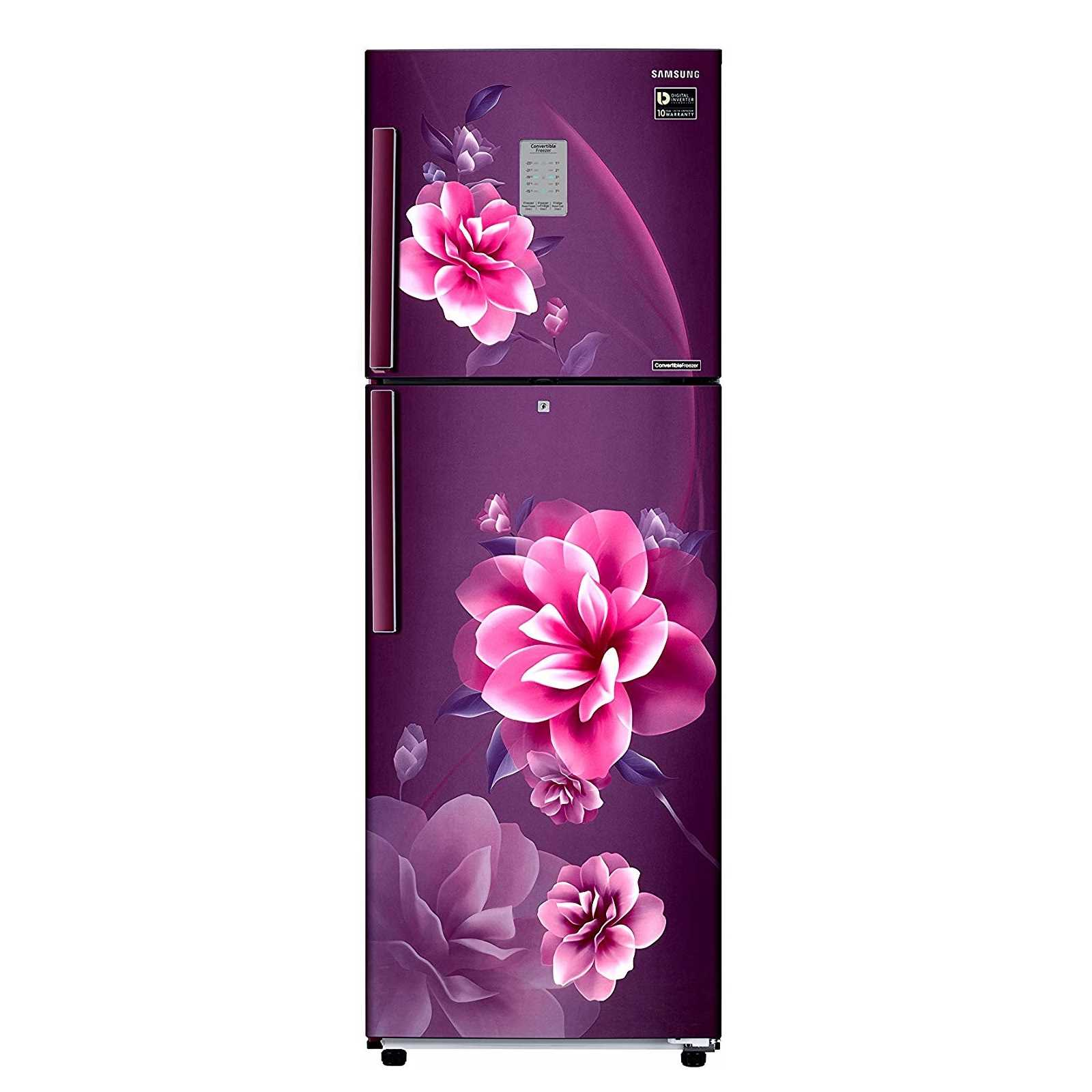 Samsung RT28R3923CR HL 253 Litres Frost Free Double Door Refrigerator