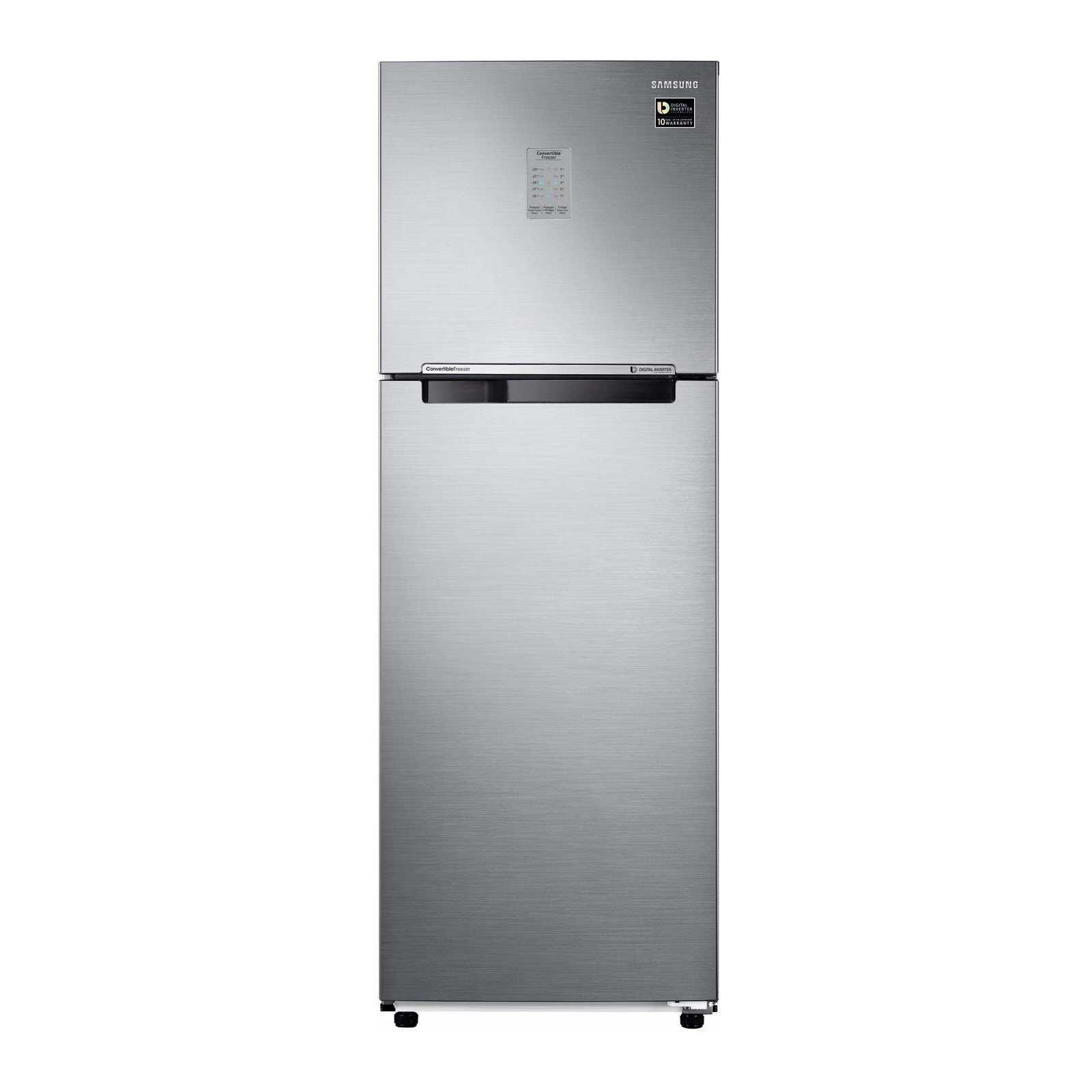 Samsung RT30N3753SL HL 275 Litres Frost Free Double Door Refrigerator