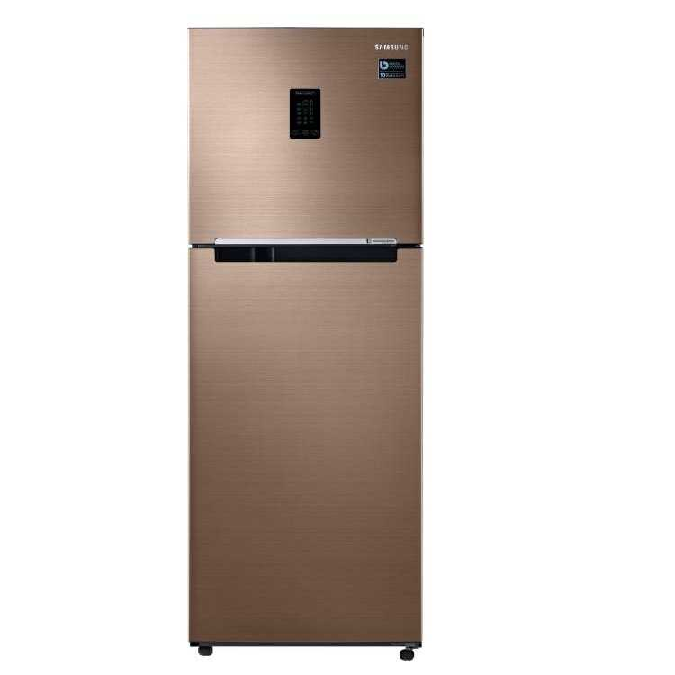 Samsung RT34M5538DP HL 324 Litres Frost Free Double Door Top Mount Refrigerator