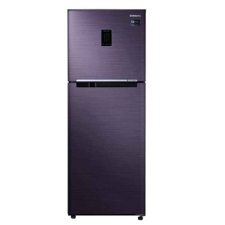 Samsung RT34M5538UT HL 321 Litres Frost Free Double Door Top Mount Refrigerator