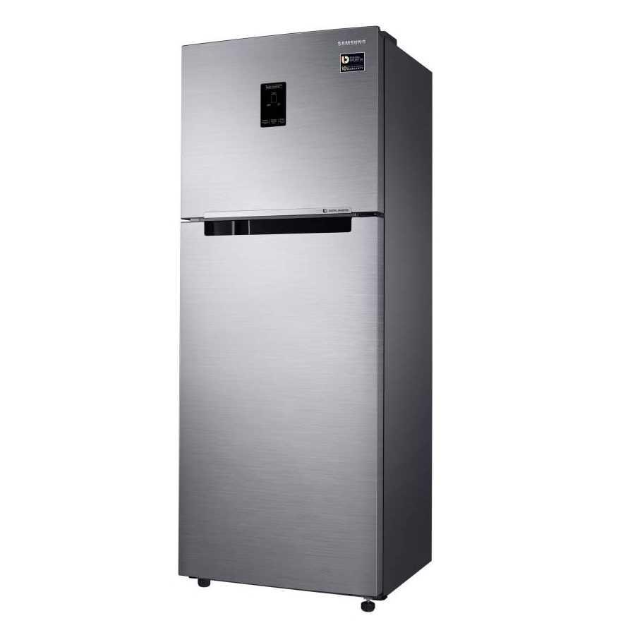 Samsung RT37M5538S9/TL 345 Litre Double Door Frost Free Refrigerator