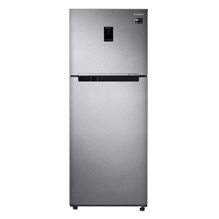 Samsung RT39M553ESL TL 394 Liter Frost Free Double Door 4 Star Refrigerator