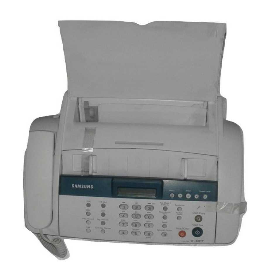 Samsung SF-345TP Inkjet Multifunction Printer