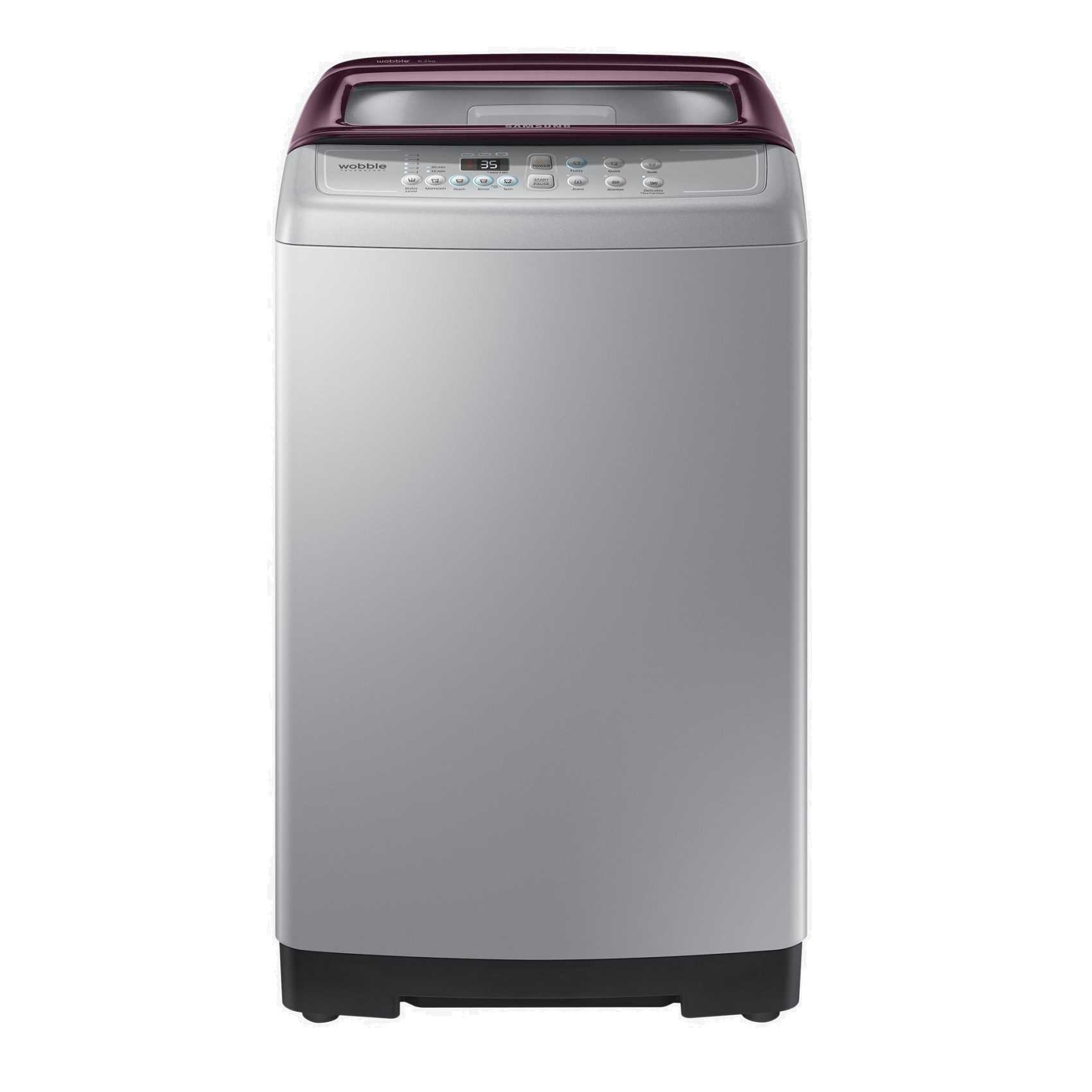 Samsung WA62M4300HP 6.2 Kg Fully Automatic Top Loading Washing Machine