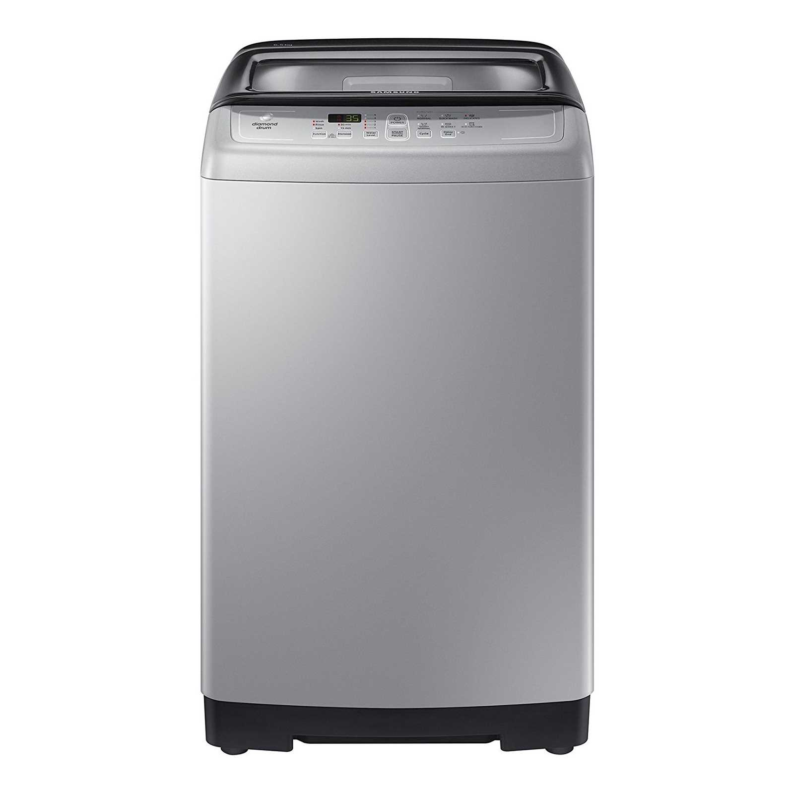 Samsung WA65M4100HV TL 6.5 Kg Fully Automatic Top Loading Washing Machine