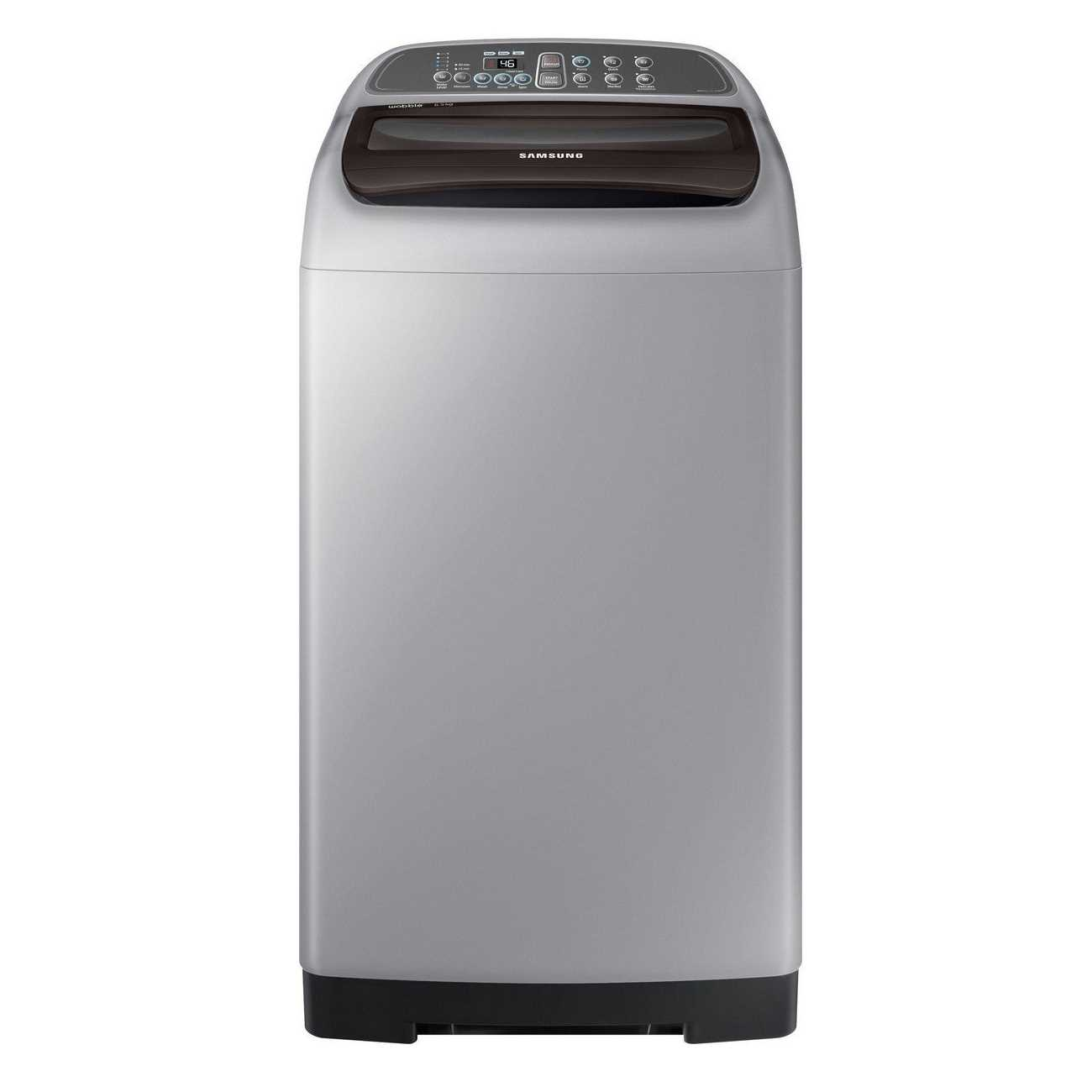 Samsung WA65M4200HD 6.5 Kg Fully Automatic Top Loading Washing Machine