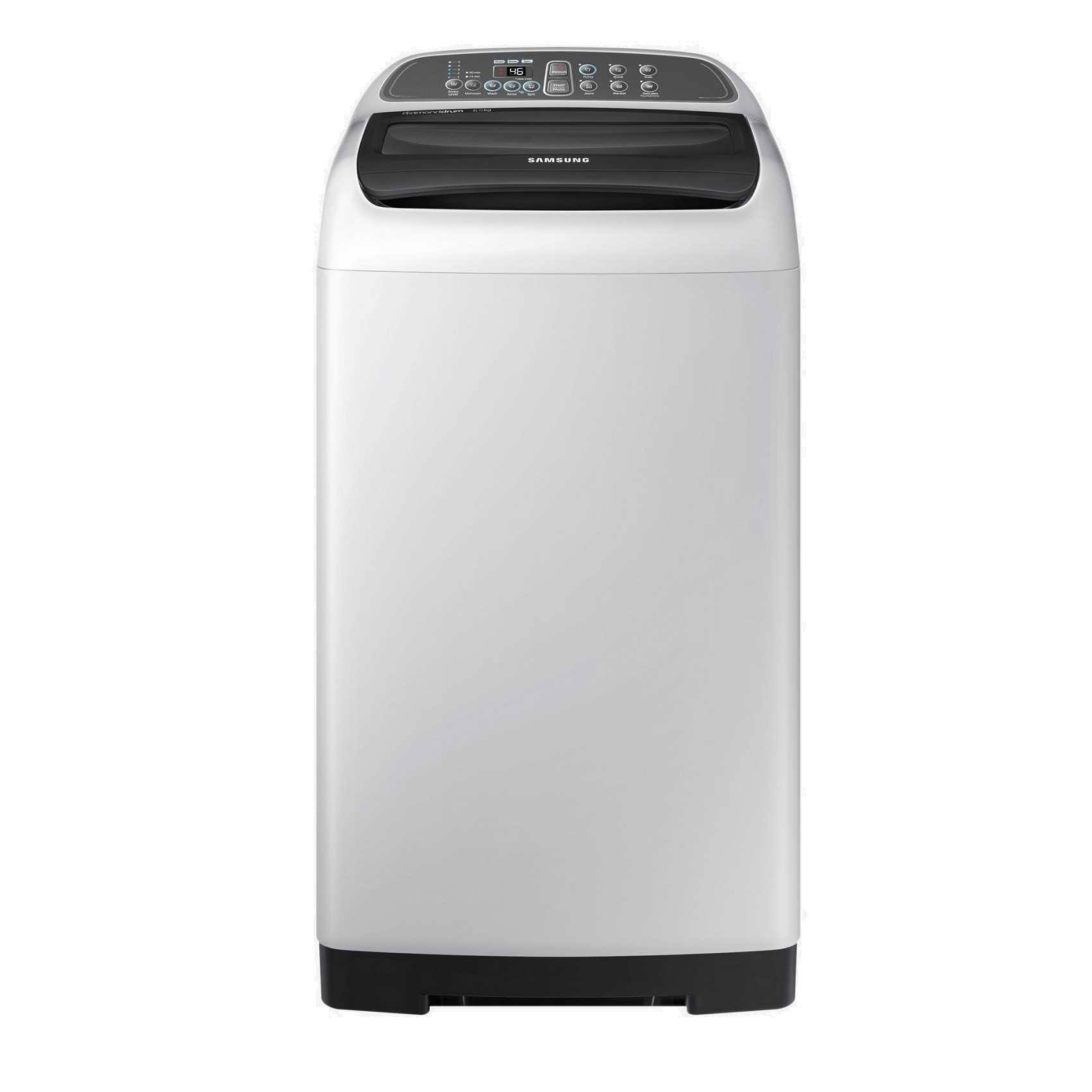 Samsung WA65M4205HV 6.2 Kg Fully Automatic Top Loading Washing Machine