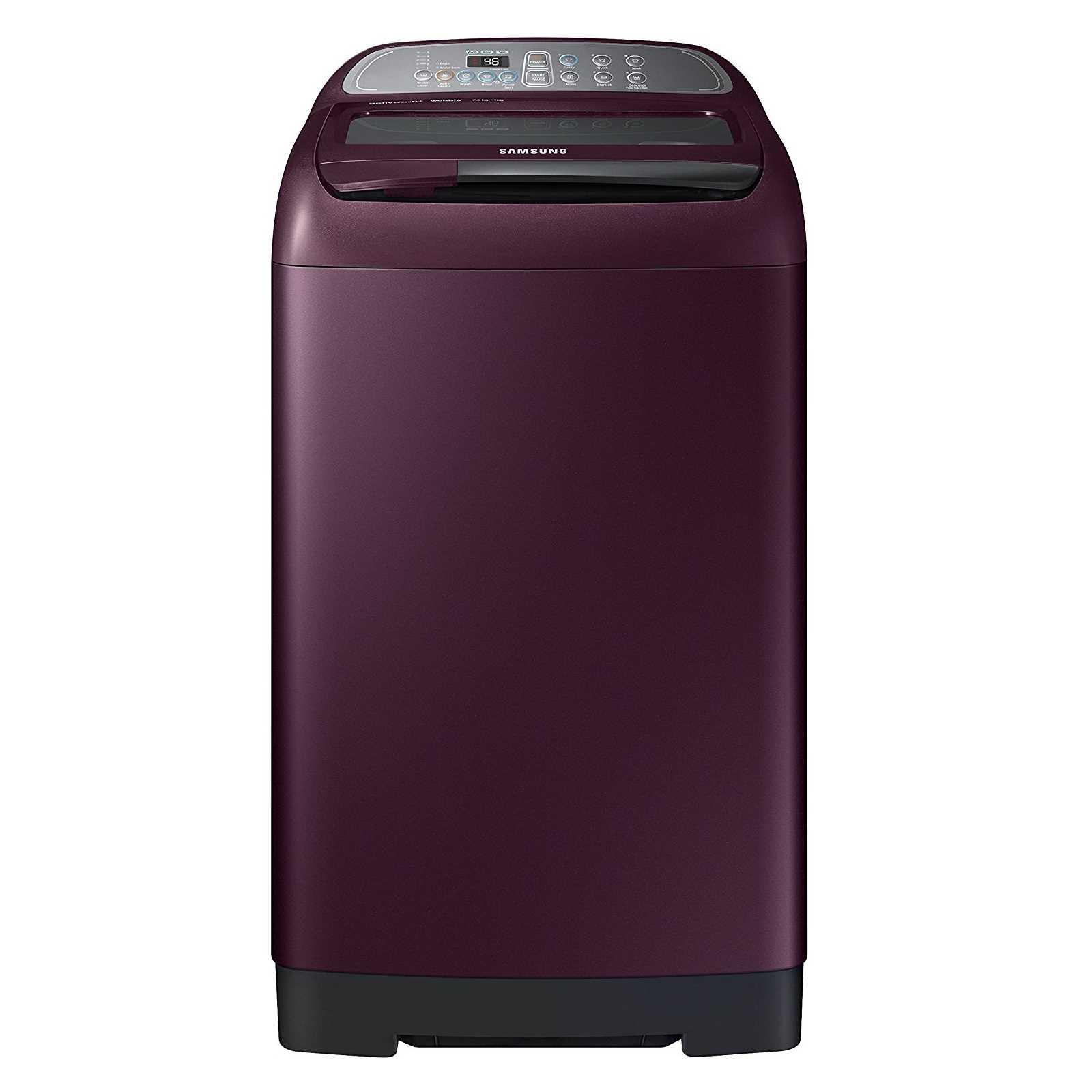 Samsung WA70M4000HP 7 Kg Fully Automatic Top Loading Washing Machine