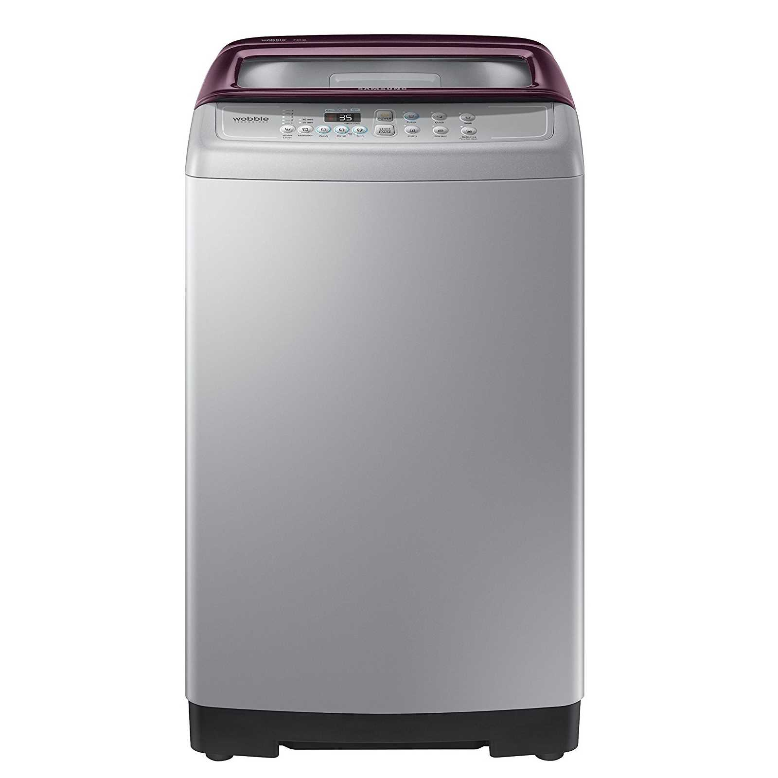 Samsung WA70M4300HP 7 Kg Fully Automatic Top Loading Washing Machine