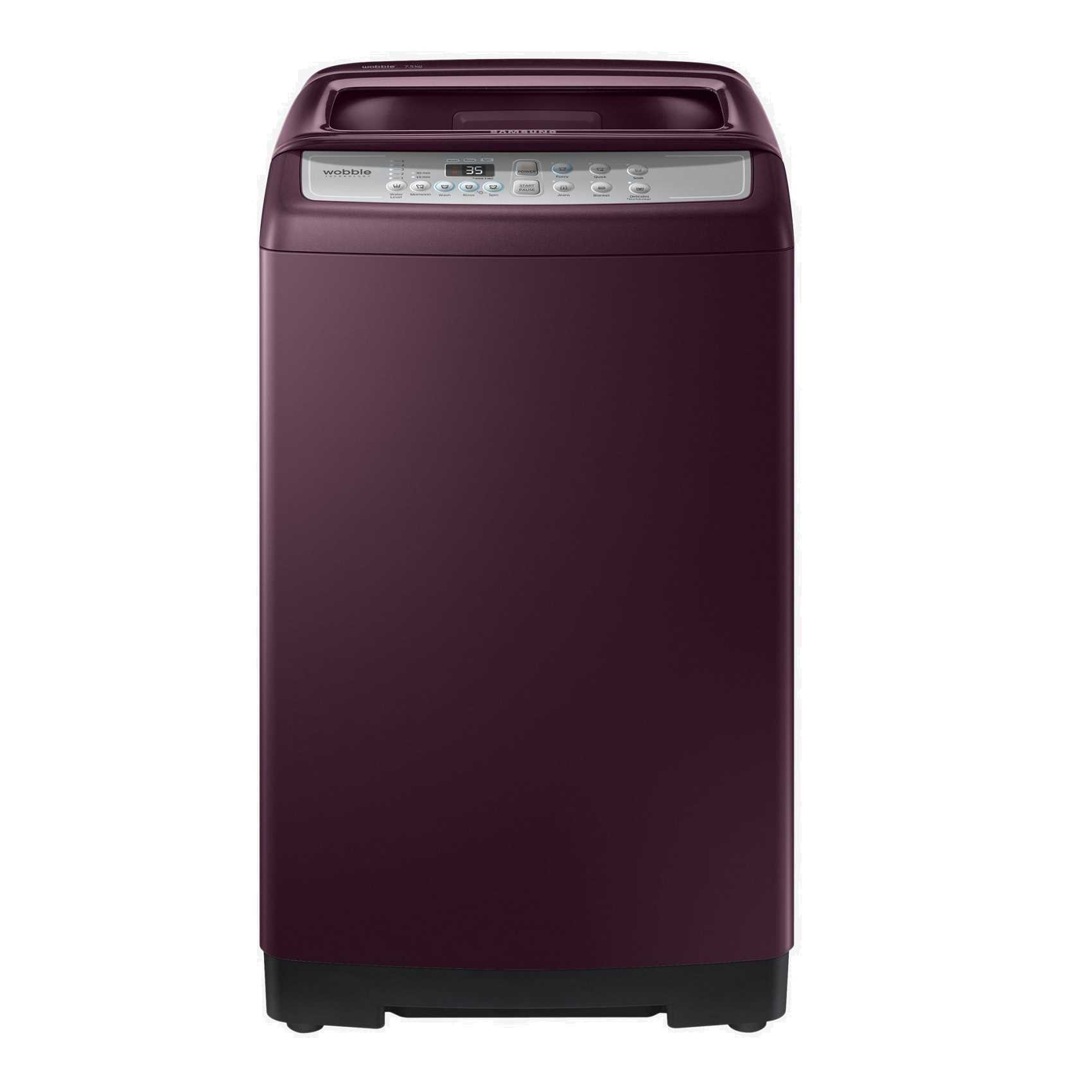 Samsung WA75M4500HP 7.5 Kg Fully Automatic Top Loading Washing Machine