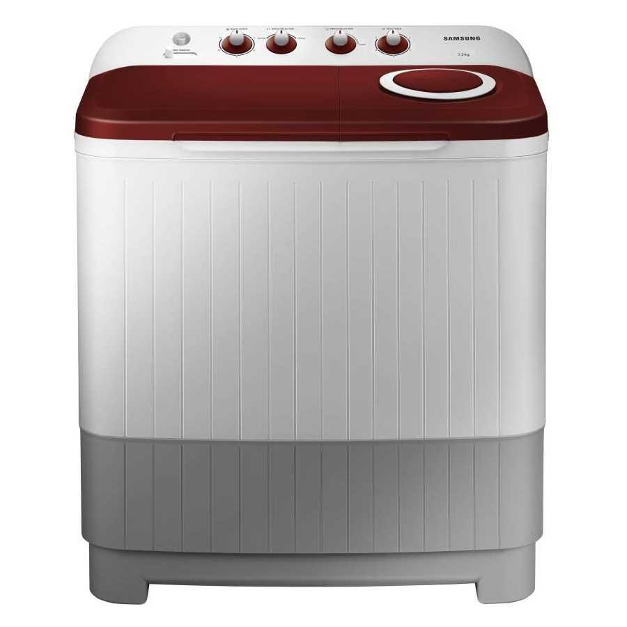 Samsung WT72M3000HP 7.2 Kg Semi Automatic Top Loading Washing Machine