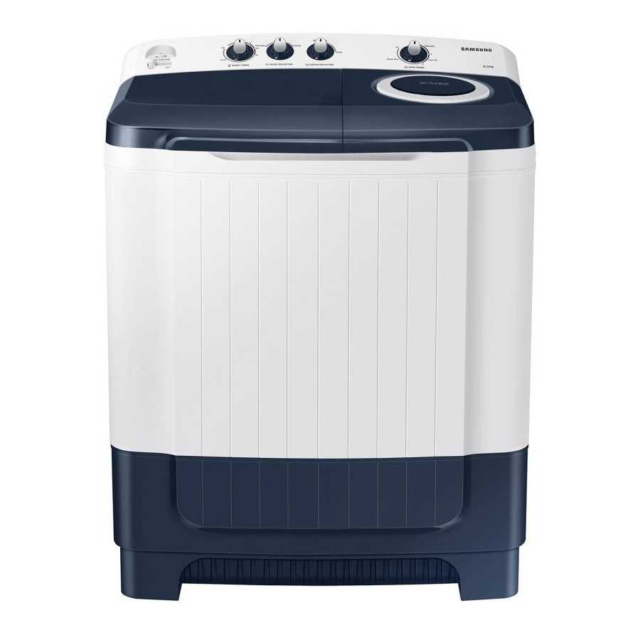 Samsung WT85R4000LL TL 8.5 Kg Semi Automatic Top Loading Washing Machine