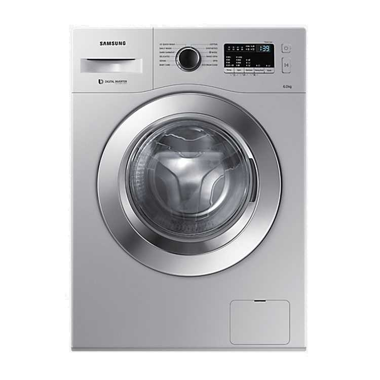 Samsung WW60M226K0S 6 Kg Fully Automatic Front Loading Washing Machine