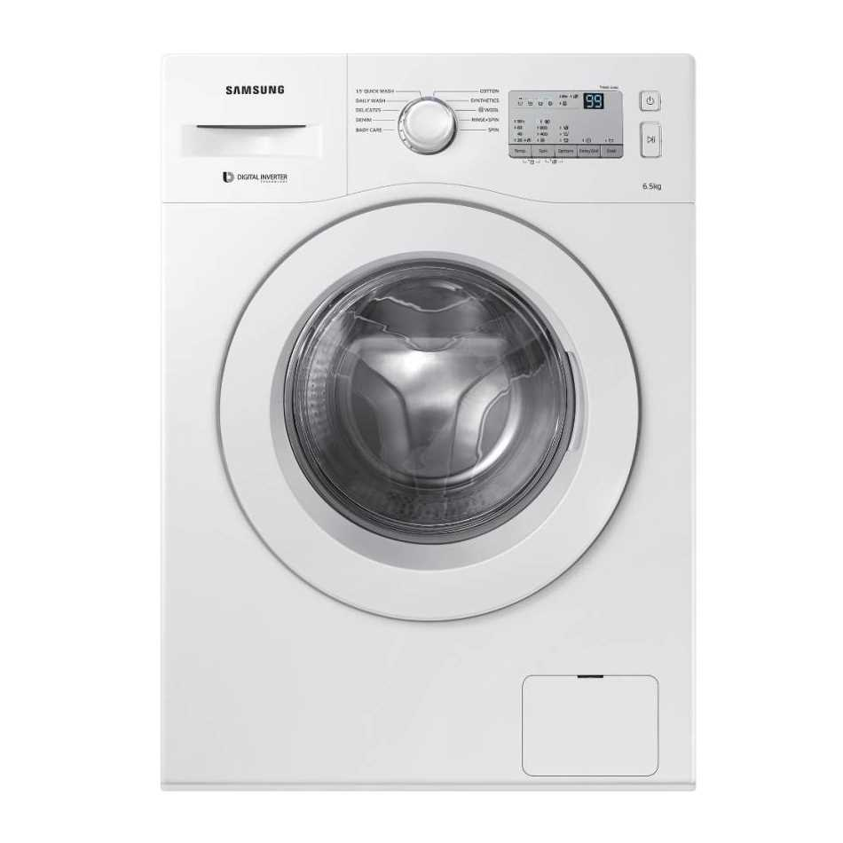 Samsung WW65M206LMA 6.5 Kg Fully Automatic Front Loading Washing Machine