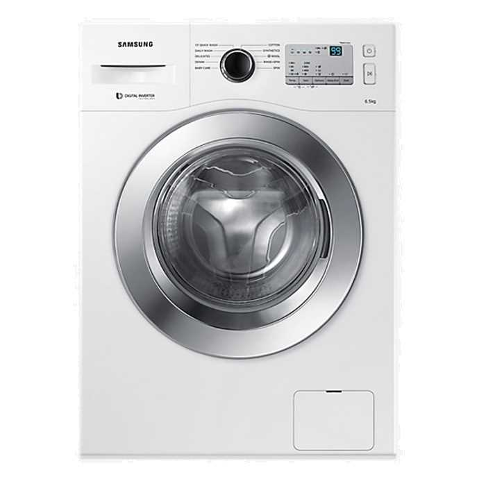 Samsung WW65M226L0A 6.5 Kg Fully Automatic Front Loading Washing Machine