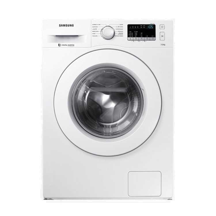 Samsung WW70J4263MW 7 Kg Fully Automatic Front Loading Washing Machine