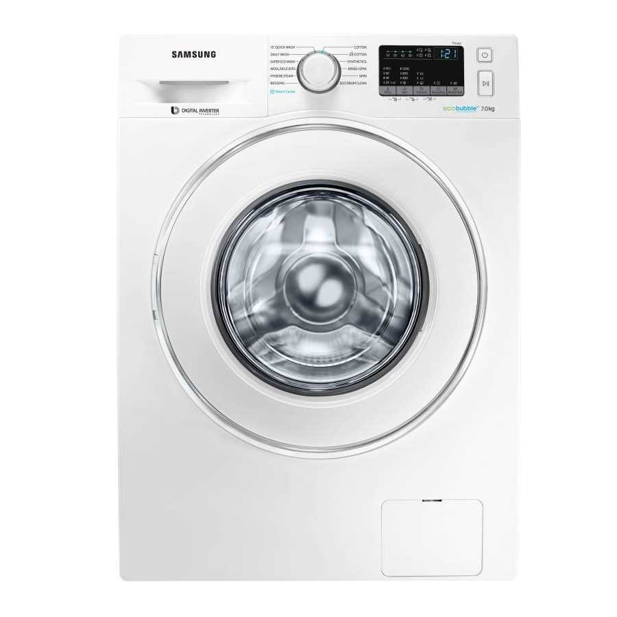 Samsung WW70J42E0IW TL 7 Kg Fully Automatic Front Loading Washing Machine
