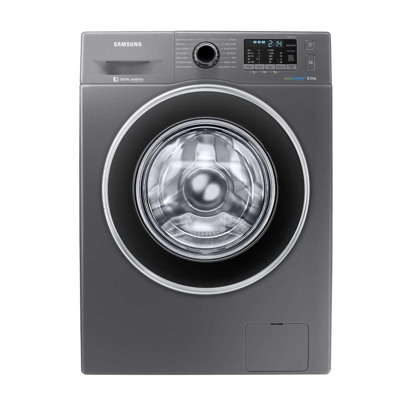 Samsung WW80J5410GX 8 Kg Fully Automatic Front Loading Washing Machine
