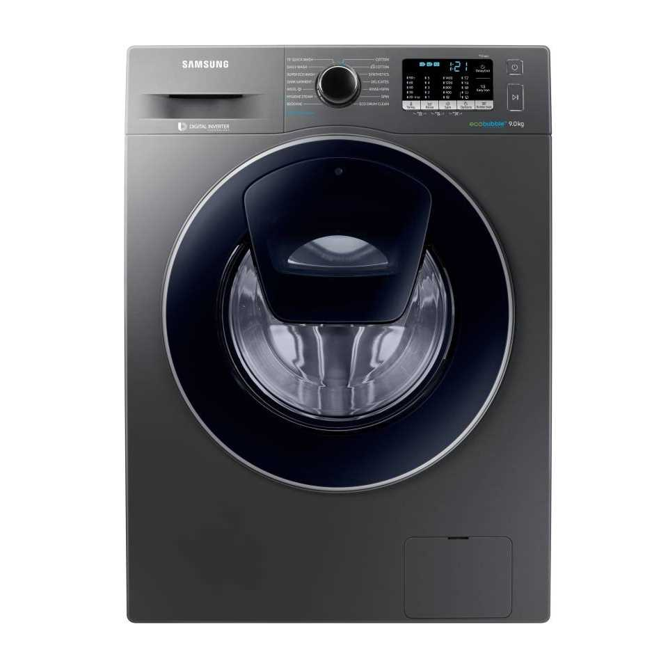 Samsung WW90K54E0UX-TL 9 Kg Fully Automatic Front Loading Washing Machine