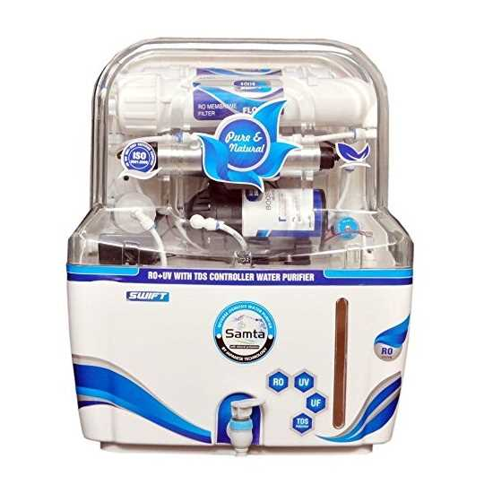 Samta Swift 15 Litre RO+UV+UF+TDS Water Purifier