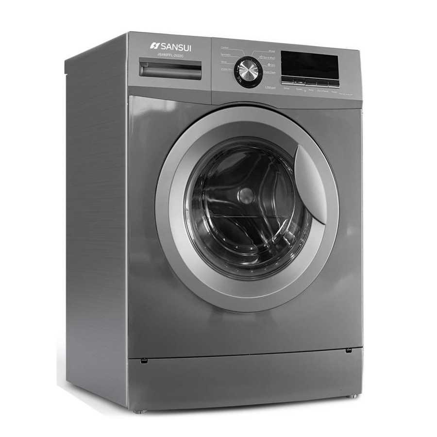 Sansui JSX60FFL-2022C 6 Kg Fully Automatic Front Loading Washing Machine