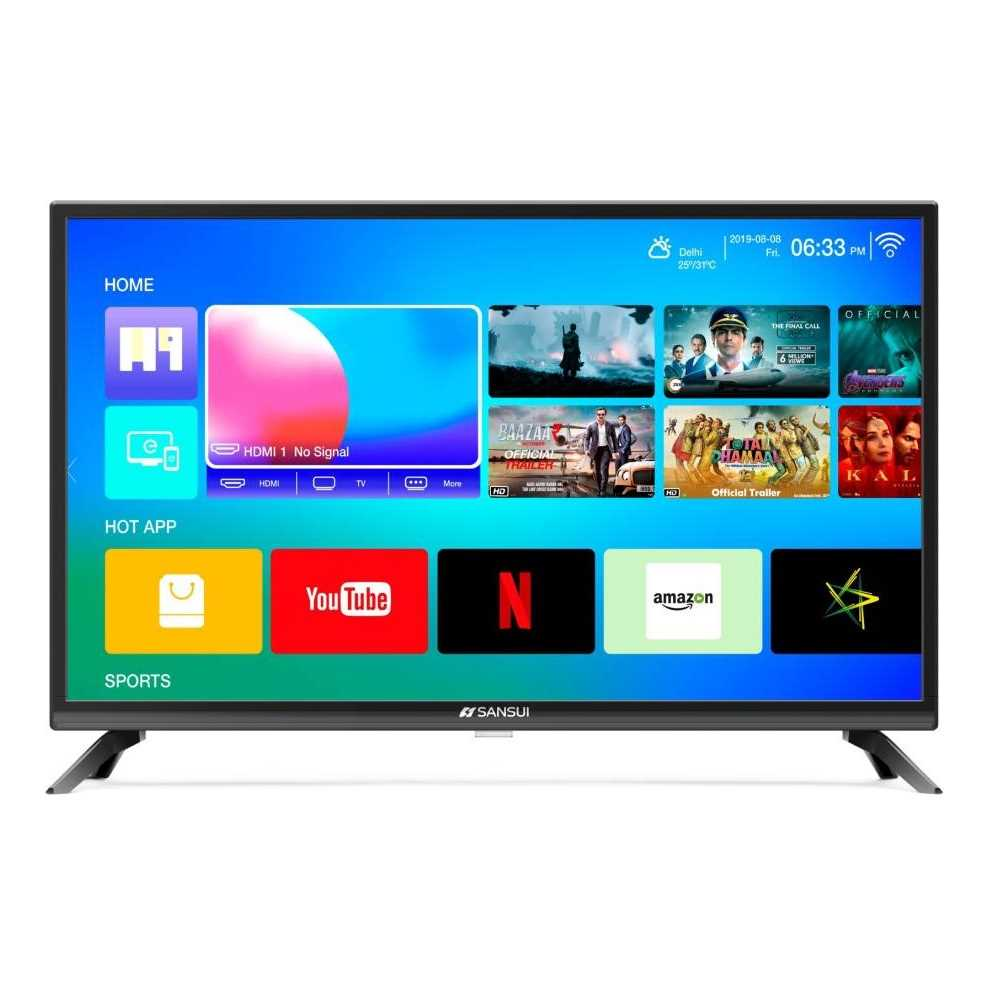 Sansui Pro View 32VAOHDS 32 Inch HD Ready Smart LED Television