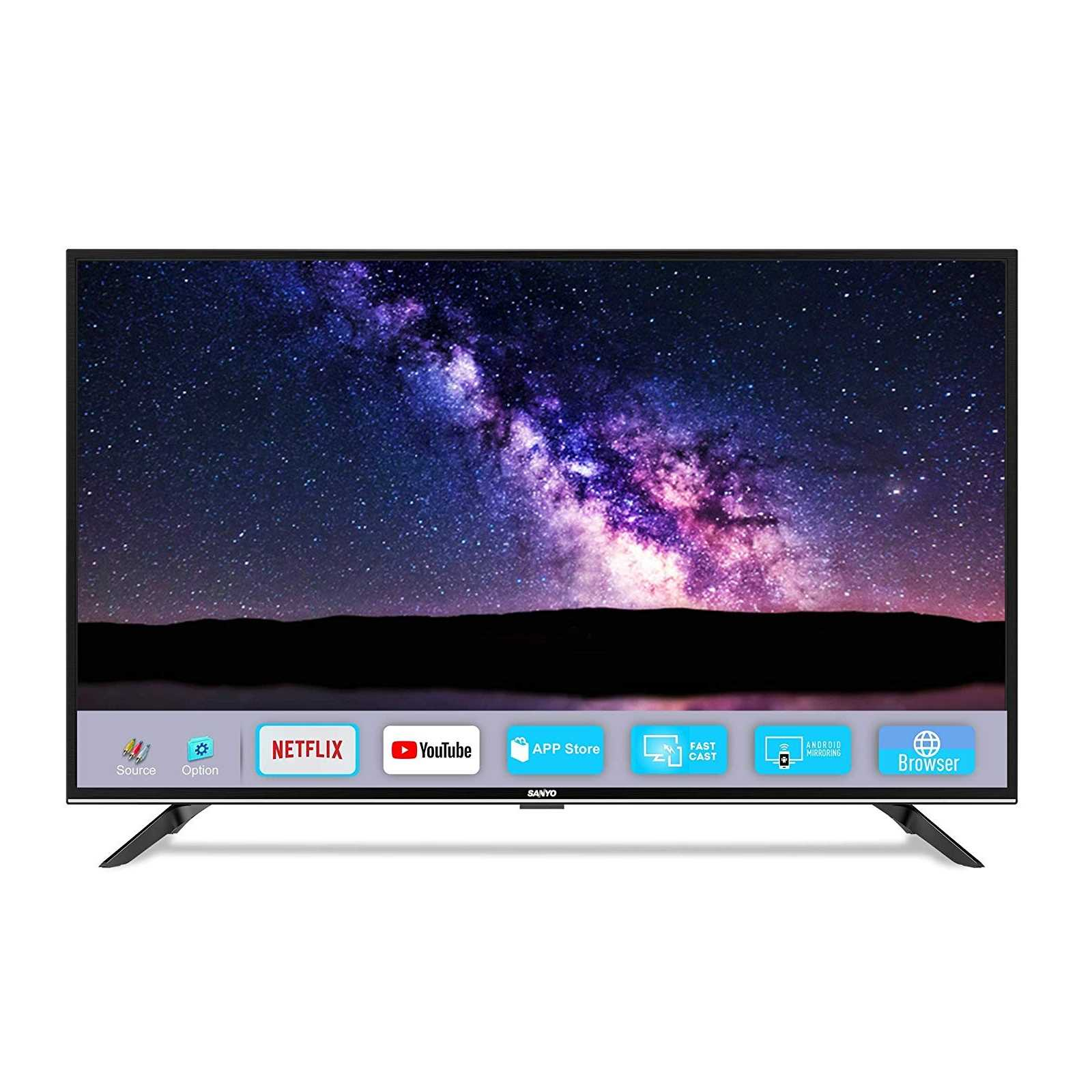 Sanyo Nebula XT-43A081F 43 Inch Full HD Smart IPS LED Television