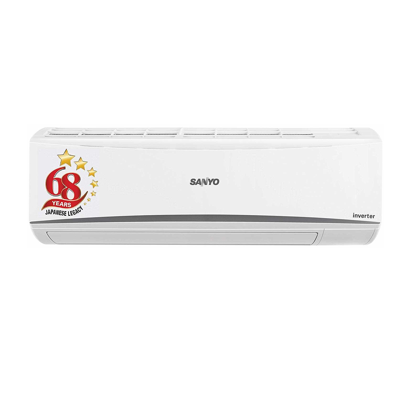 Sanyo SI-SO-10T3SCIA 1 Ton 3 Star Split Inverter AC