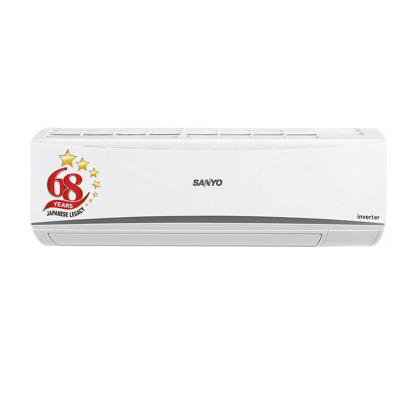 Sanyo SI-SO-10T5SCIA 1 Ton 5 Star Inverter Split AC