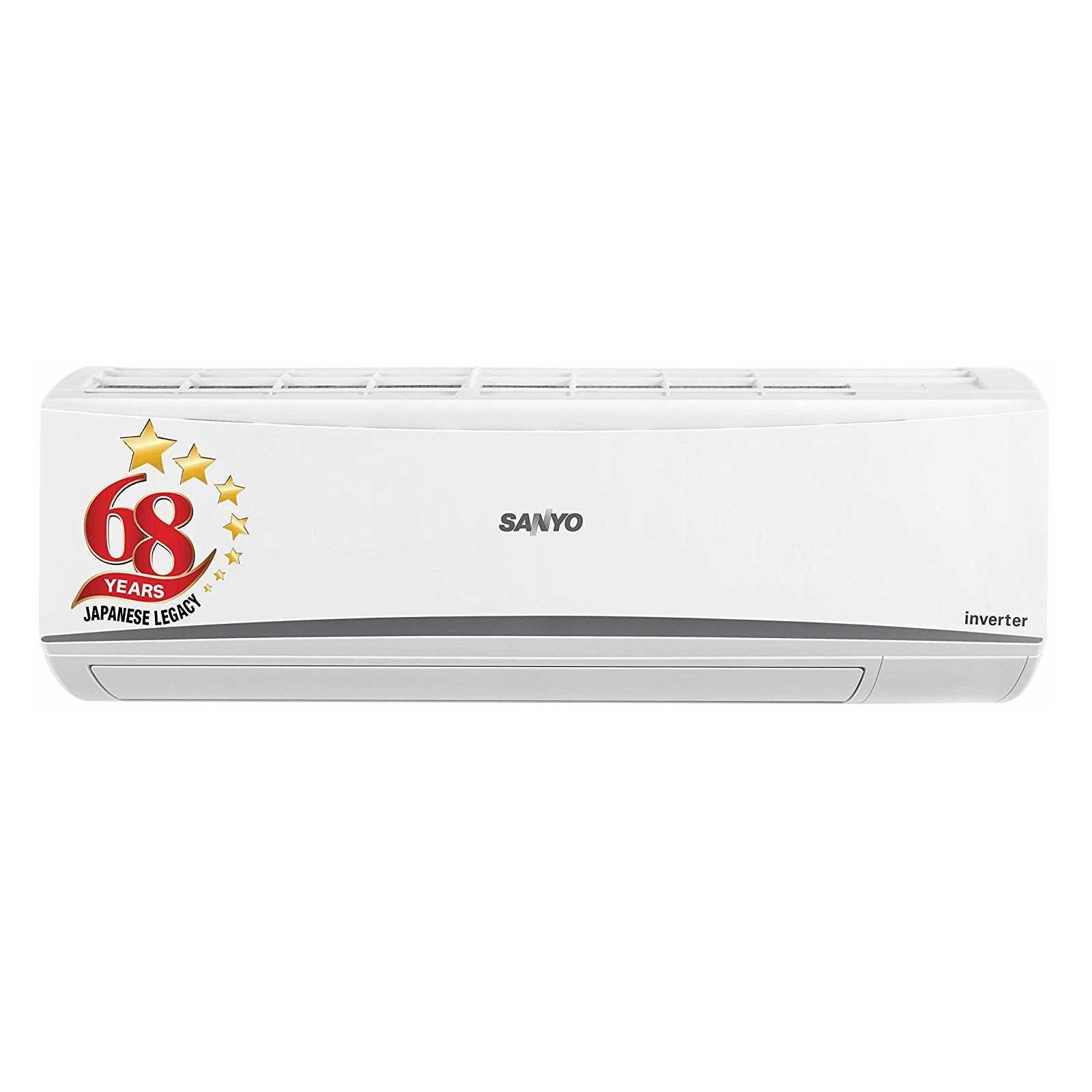 Sanyo SI-SO-10T5SCIC 1 Ton 5 Star Inverter Split AC