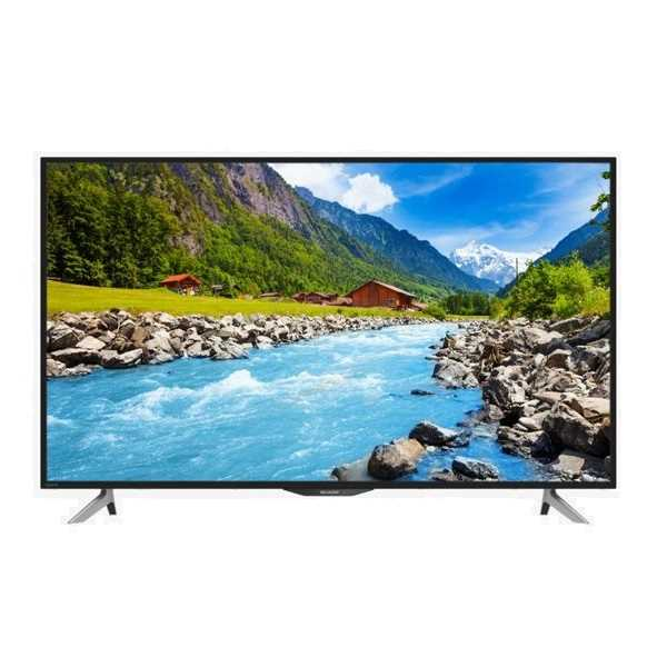 Sharp LC-50UA6500X 50 Inch 4K Ultra HD Smart LED Television