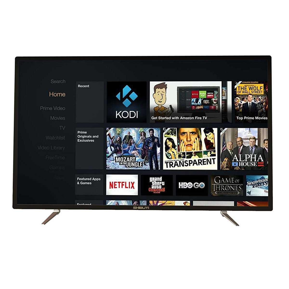 Shibuyi 40S-SA 32 Inch HD Smart LED Television