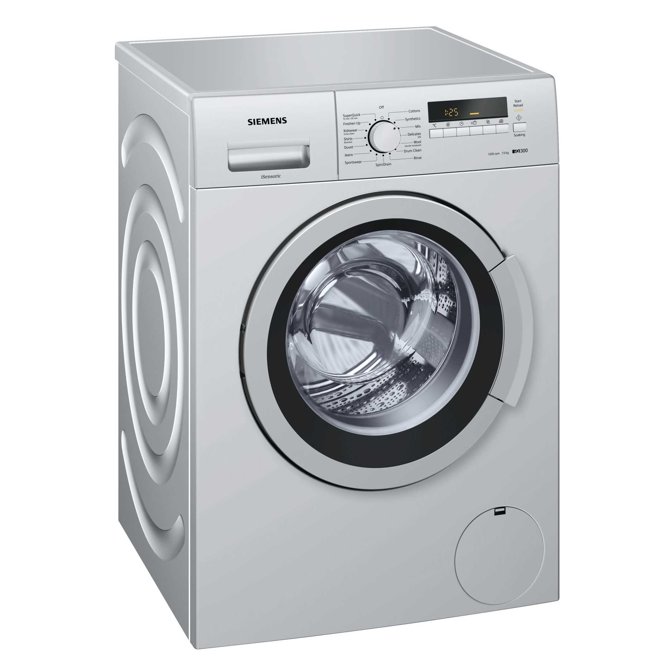 Siemens iQ300 WM12K269IN 7 Kg Fully Automatic Front Loading Washing Machine