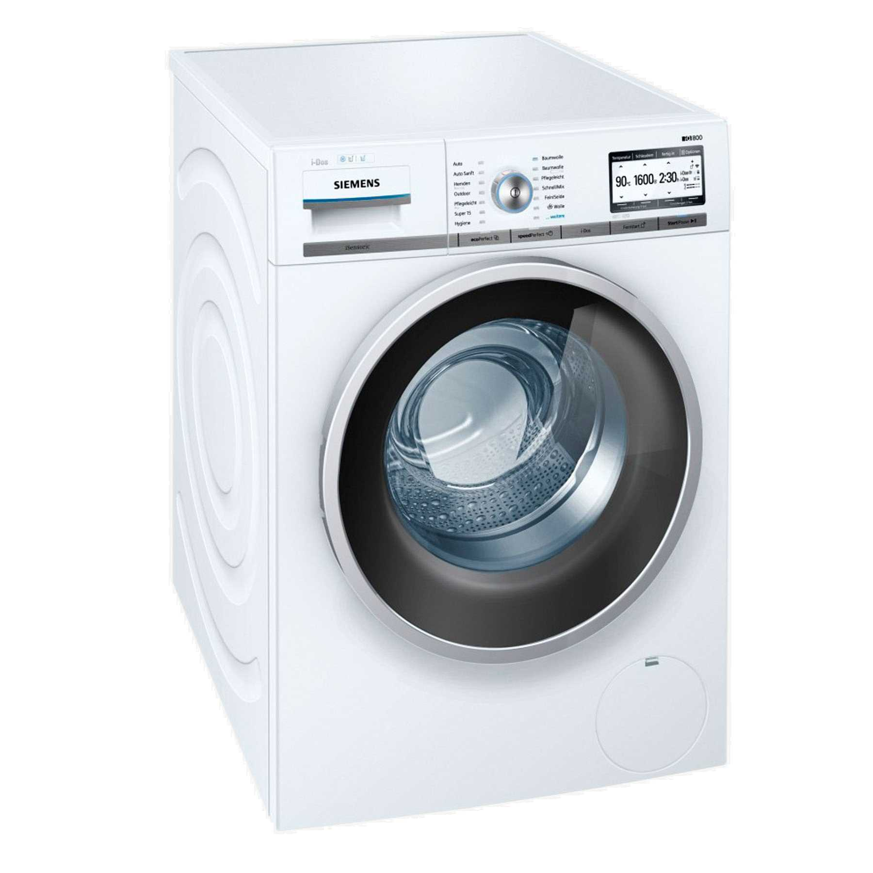 Siemens WM12T460IN 8 Kg Fully Automatic Front Loading Washing Machine