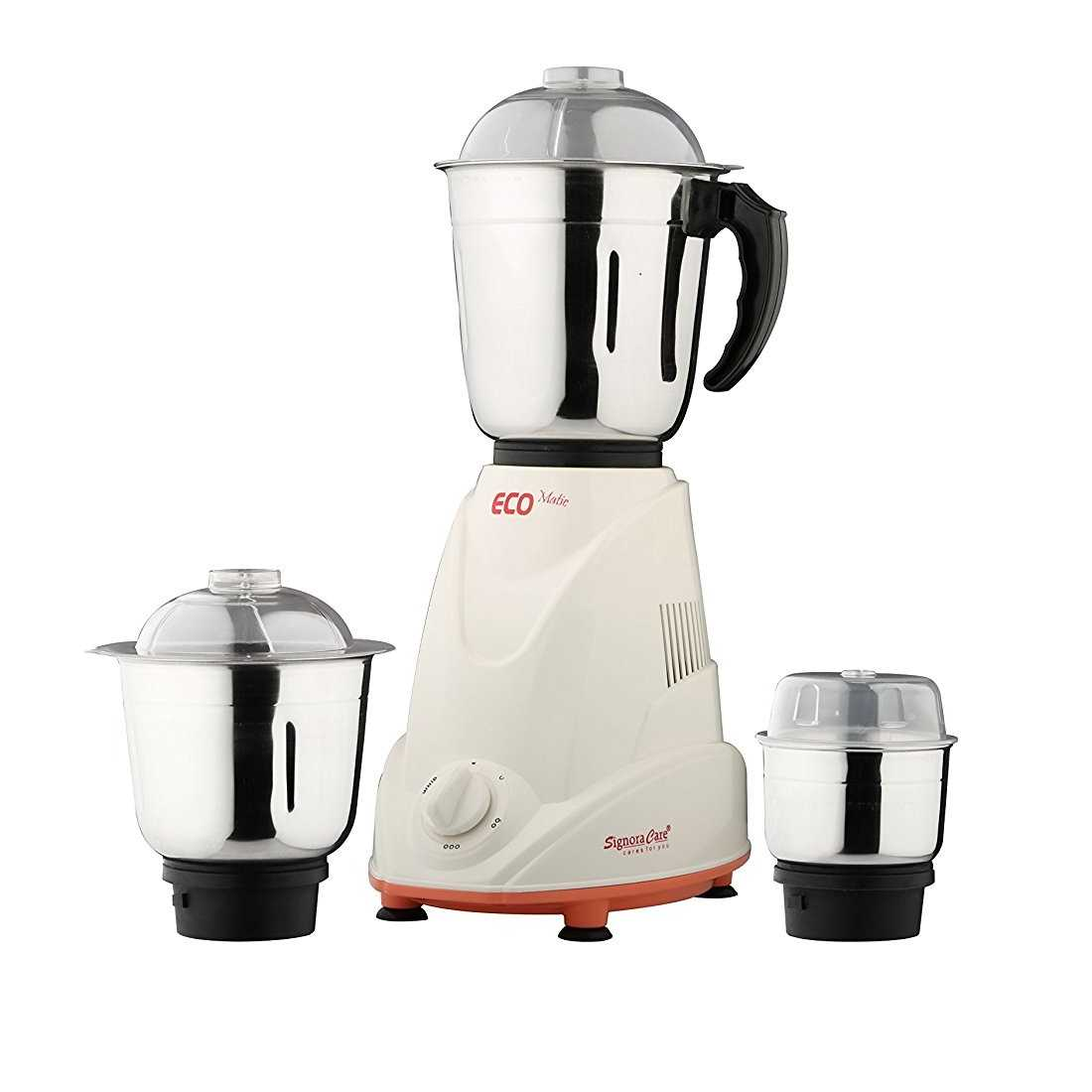 SignoraCare Eco Matic 550 W Mixer Grinder
