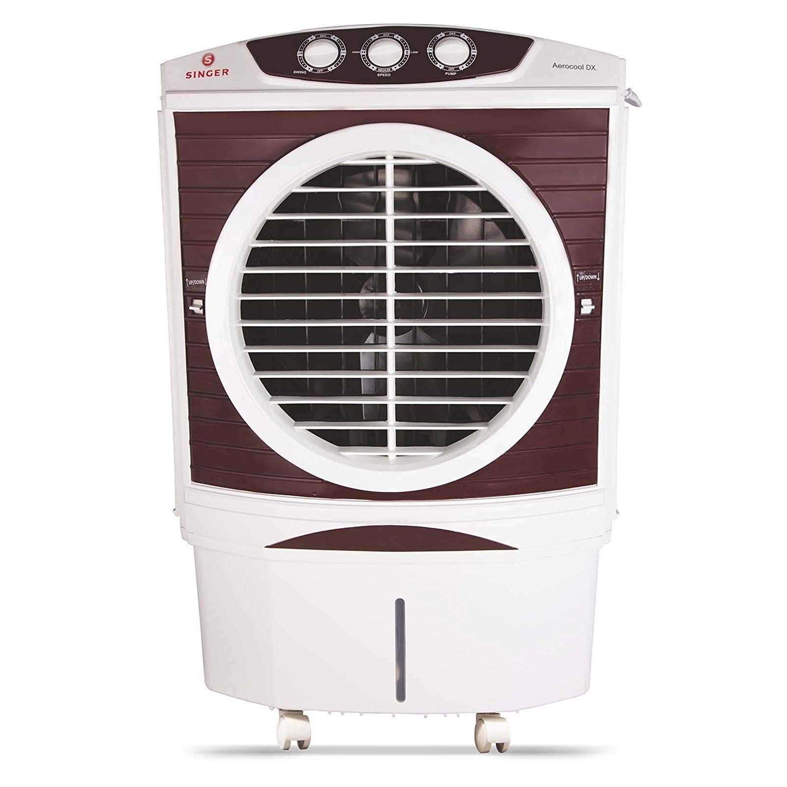 Singer Aerocool DX 50 Litres Desert Air Cooler