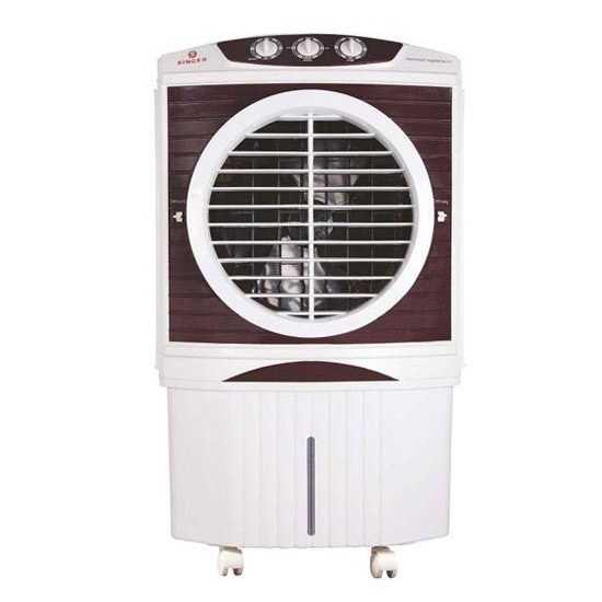 Singer Aerocool Supreme DX 70 Litres Air Cooler