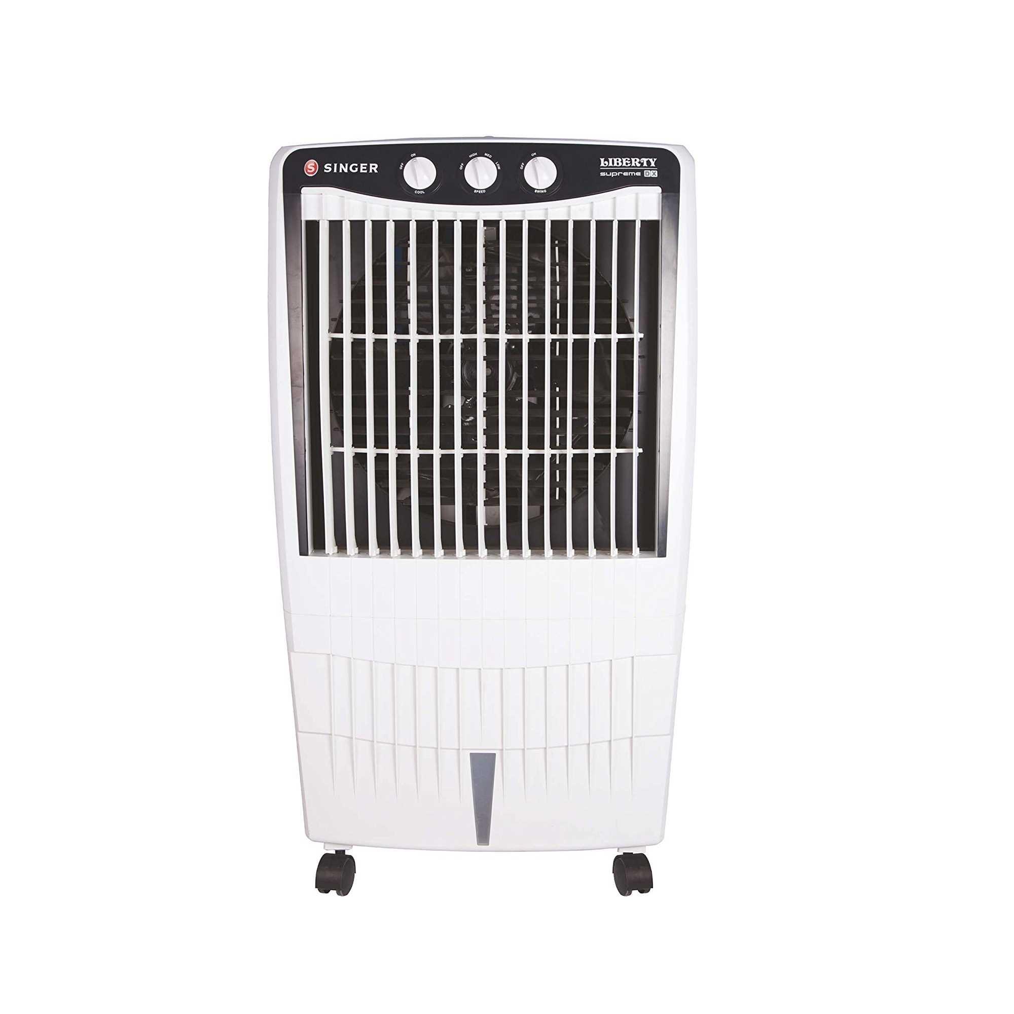 Singer Liberty Supreme DX 85 Litre Desert Cooler
