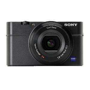 Sony DSC RX100 II Camera