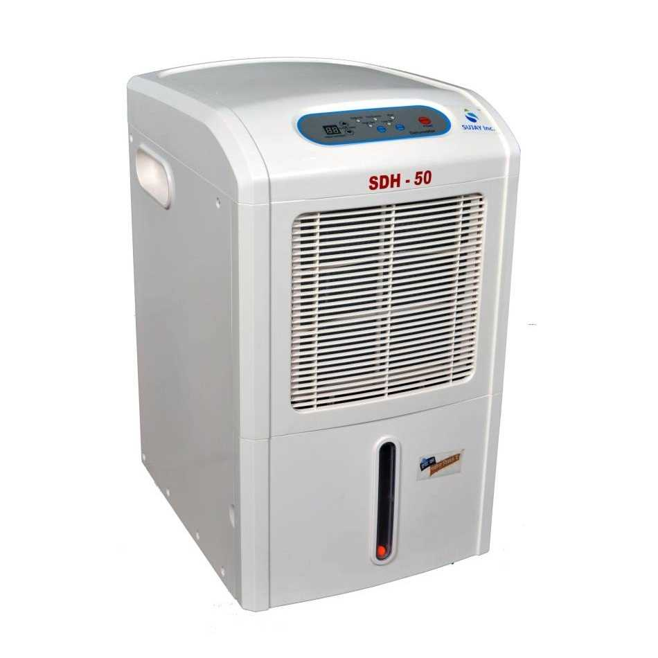 Sujay SDH-50 Portable Room Air Purifier