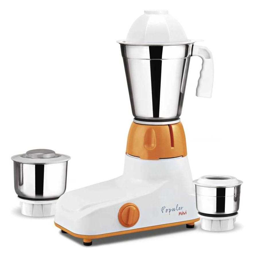 Suntreck Popular Mini 350 W Mixer Grinder