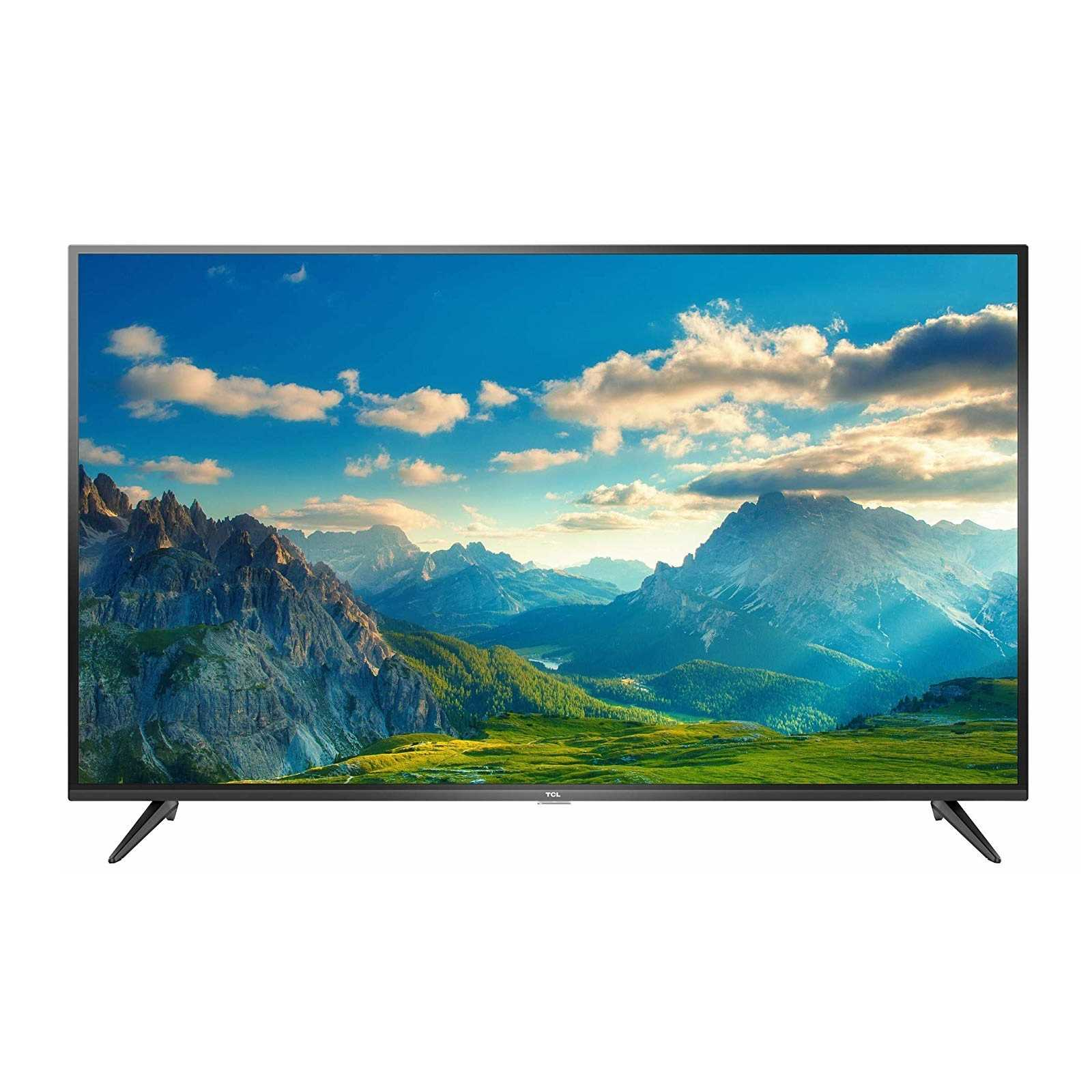 TCL 55P65US 55 Inch 4K Ultra HD Smart LED Television